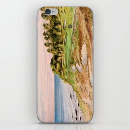 Whistling Straits Golf Course 17th hole iPhone Skin
