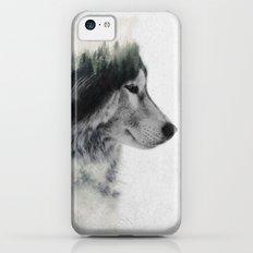 Wolf Stare iPhone 5c Slim Case