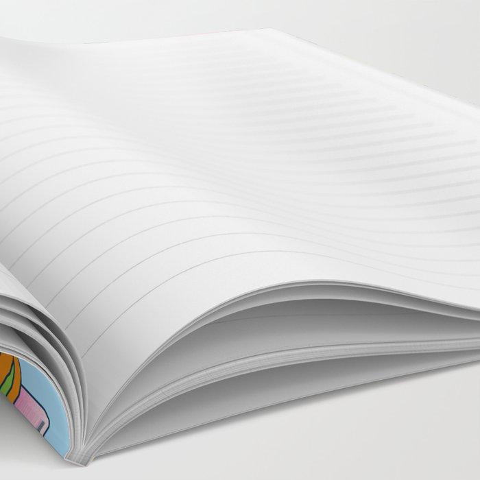 Scenic Springfield Notebook