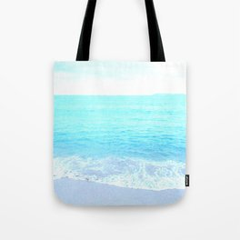 VIDA Tote Bag - blue and red-23 by VIDA