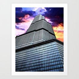 Trump Tower Art Print