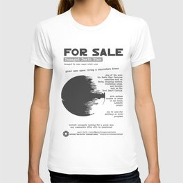 For Sale: Death Star T-shirt