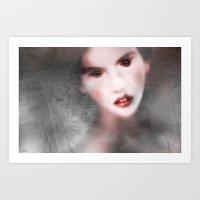 MonGhost V (lolita) Art Print