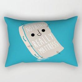 Nothing Really Mattress Rectangular Pillow