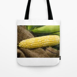 Corn on the Cob Tote Bag