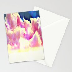 COTTON CANDY CLOUDS Stationery Cards