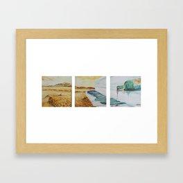 """""""ABANDONED ROMANCE"""" Framed Art Print"""