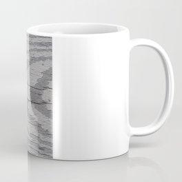 Painted Wood Grain Coffee Mug