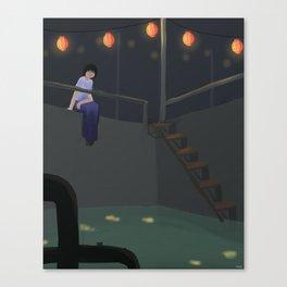 lanturn Canvas Print