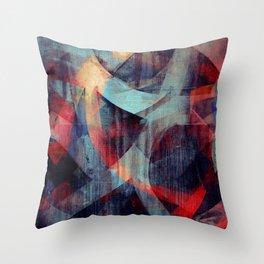disquiet twenty eight (sou outro) Throw Pillow