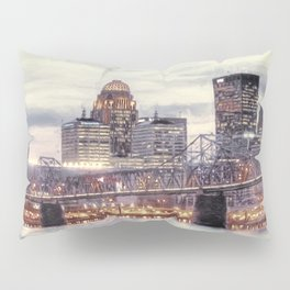 Louisville Kentucky Pillow Sham