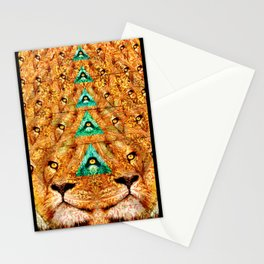 Lyohuasca Stationery Cards