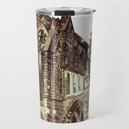 glasgow cathedral medieval cathedral Travel Mug