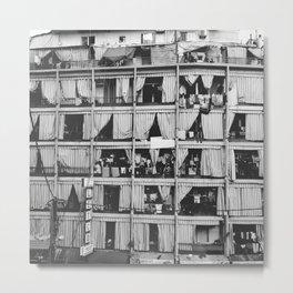 Balconies Metal Print