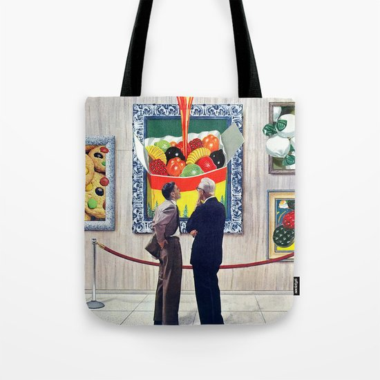 A Question of Candy Tote Bag