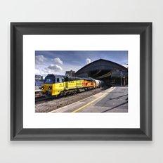 Bristol Seventy Framed Art Print