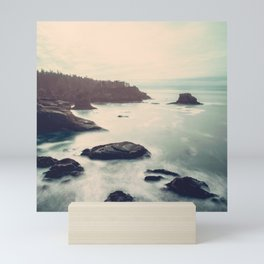 Ocean Motion Mini Art Print