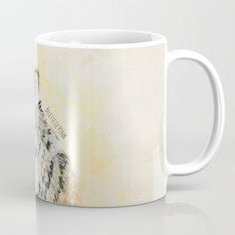 Totem Wolf: Gray wolf (c) 2017 Coffee Mug