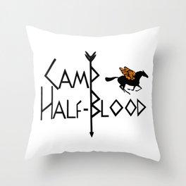Camp-half-blood - Kids Throw Pillow