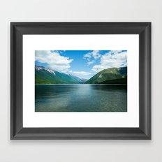Rotoiti Framed Art Print