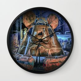 It's Space Time - Apollo Wall Clock