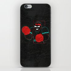 Boxing Gloves iPhone & iPod Skin