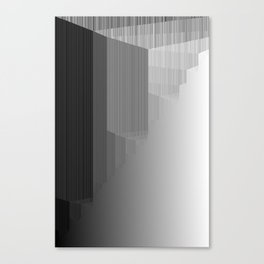 R Experiment 6 (quicksort v4) Canvas Print