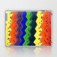 Anonymous rainbow Laptop & iPad Skin