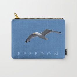 Blue Series #001 ~ Freedom Carry-All Pouch
