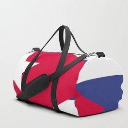 Cuba flag emblem Duffle Bag
