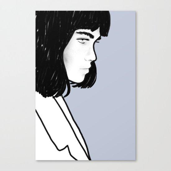 G I R L S 03 Canvas Print