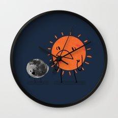 Ultimate Mooning Wall Clock
