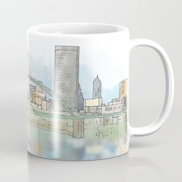 Birmingham Bridge Coffee Mug