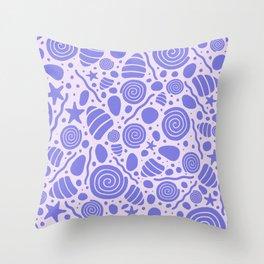 PER/W/NKLE Throw Pillow
