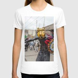 Aztec warrior T-shirt