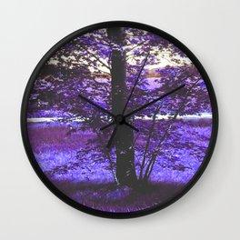 Tree Of Life II Wall Clock