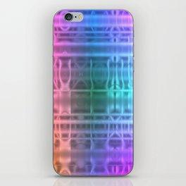 Abstract Rainbow iPhone Skin