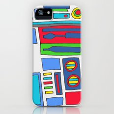 cool boys like epic droids iPhone (5, 5s) Slim Case