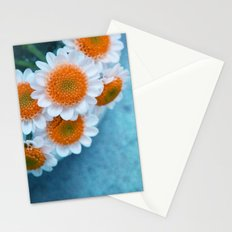 summer in orange Stationery Cards