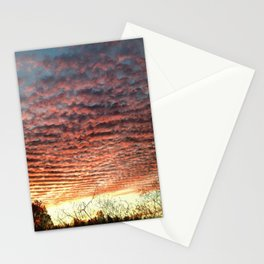 Rolling Skies Stationery Cards