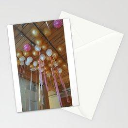 Birthday Balloons Stationery Cards
