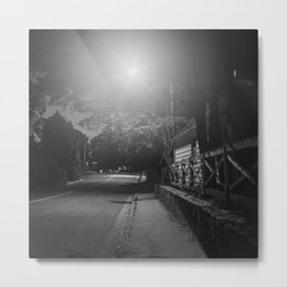 Night Moves 6 Metal Print