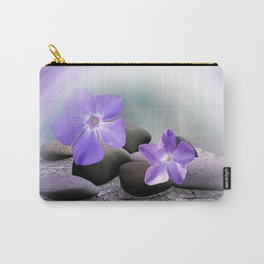 under a lilac sky -3- Carry-All Pouch