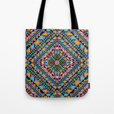 Triangle Takeover Tote Bag