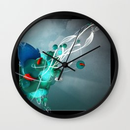 Energy Asker Wall Clock