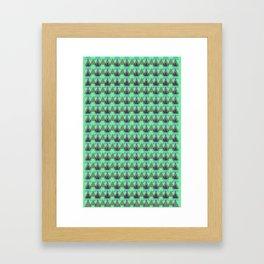 never give you up Framed Art Print
