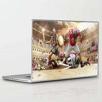 ohio state Laptop & iPad Skins featuring Ohio State by Rosaria B