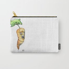 A Crooked Carrot Carry-All Pouch