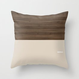 Modern Minimal Collection / Light Throw Pillow