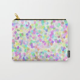 Pastell Pattern Carry-All Pouch